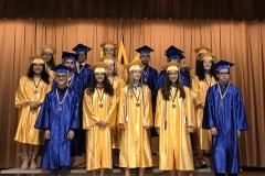 2018 Graduation Class