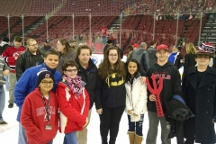ACS and FSA NIGHT OUT AT DEVILS GAME