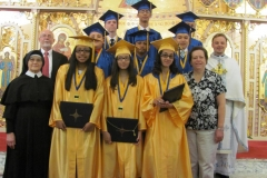 Class of 2012 Graduates