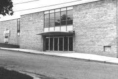 School front ca 1962 a lo