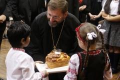 His Beatitude Patriarch Sviatoslav Shevchuk visit