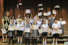 School and Students Awards in 2012