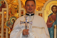 Father Ivan's 10th Anniversary of Ordination to the Priesthood