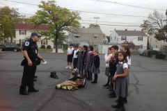 Fire Prevention Week at ACS
