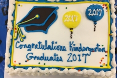 Kindergarten Graduates 2017